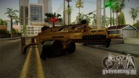 HK G36C v2 для GTA San Andreas второй скриншот