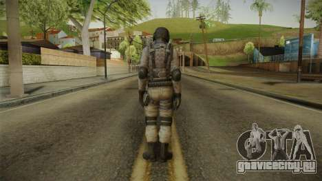 Resident Evil ORC - USS v4 для GTA San Andreas третий скриншот