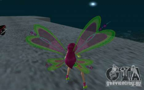 Fairy Roxy from Winx Club Rockstars для GTA San Andreas