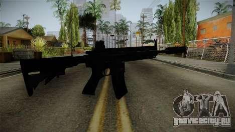 HK416 v3 для GTA San Andreas второй скриншот
