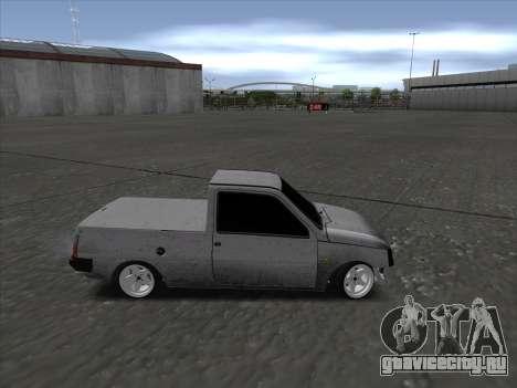 VAZ 1111 Drift для GTA San Andreas вид справа