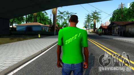 T-Shirt Xbox1 для GTA San Andreas третий скриншот
