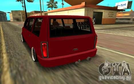 Moonbeam JDM для GTA San Andreas вид слева