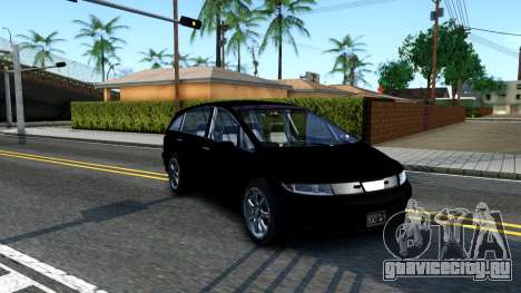 2010 Dinka Perennial Unmarked для GTA San Andreas вид слева
