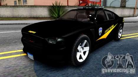 Bravado Buffalo State Patrol 2013 для GTA San Andreas