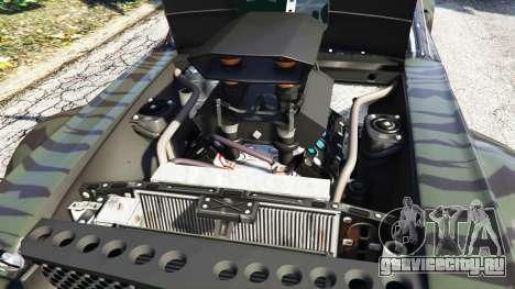 Ford Mustang 1965 Hoonicorn drift [add-on] для GTA 5 вид справа