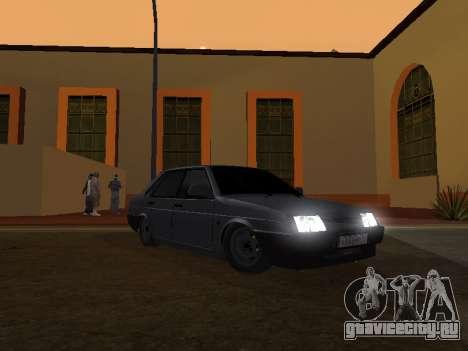 VAZ 21099 BPAN для GTA San Andreas