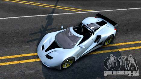 GTA V Vapid FMJ Roadster для GTA San Andreas