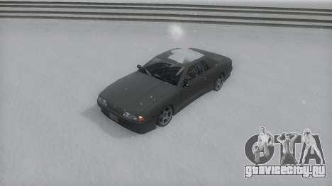 Elegy Winter IVF для GTA San Andreas
