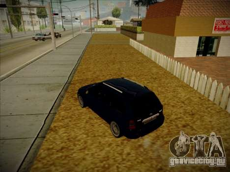 ВАЗ 1117 Калина Karelian Edition для GTA San Andreas