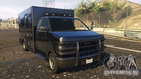 Ambulance SAMU Santa Catarina Brasil для GTA 5