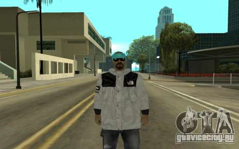 Varios Los Aztecas 2 для GTA San Andreas