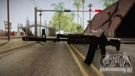 Call of Duty Ghosts - AK-12 with Scope для GTA San Andreas второй скриншот
