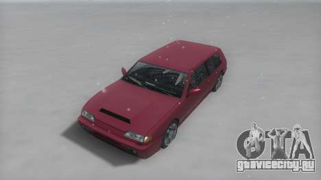 Flash Winter IVF для GTA San Andreas