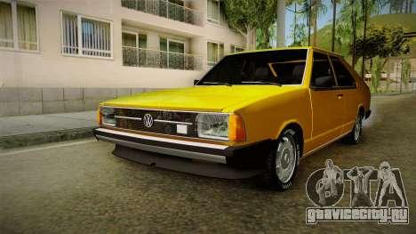 Volkswagen Passat 1981 для GTA San Andreas
