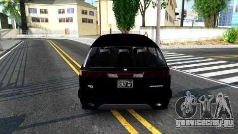2010 Dinka Perennial Unmarked для GTA San Andreas вид сзади слева