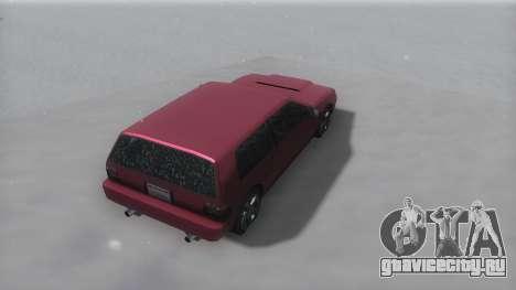 Flash Winter IVF для GTA San Andreas