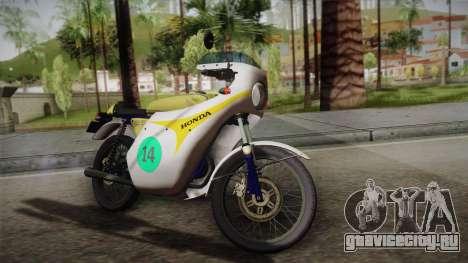 Honda Dream (RC142) 1988 для GTA San Andreas
