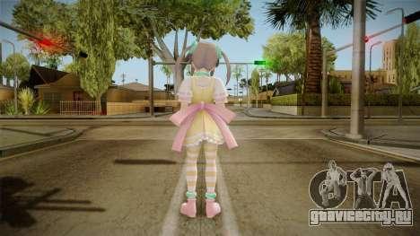 Senran Kagura: Shinovi Versus - Minori для GTA San Andreas третий скриншот