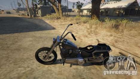 Daemon SOA Harley-Davidson для GTA 5