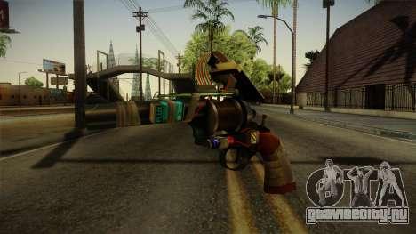 Tool Gun From Garrys Mod для GTA San Andreas второй скриншот