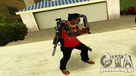 Crocodile Dundee Knife OUTBACK для GTA San Andreas