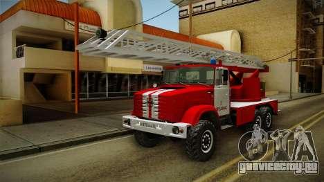 ЗиЛ 433442 АЛ-30 для GTA San Andreas вид справа