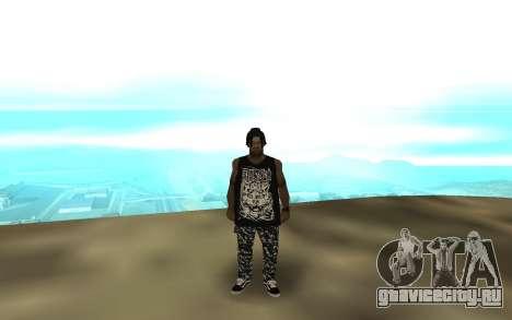 Ballas3 для GTA San Andreas