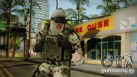 Resident Evil ORC Spec Ops v3 для GTA San Andreas
