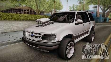 Ford Explorer 1996 Drag для GTA San Andreas