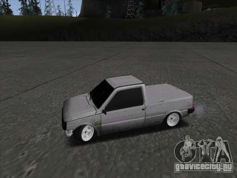 VAZ 1111 Drift для GTA San Andreas вид слева