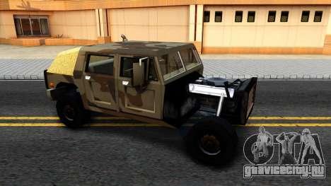 New Patriot GTA V для GTA San Andreas