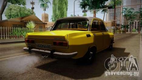 АЗЛК 412 для GTA San Andreas