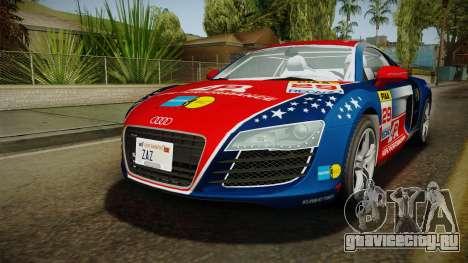 Audi R8 Coupe 4.2 FSI quattro EU-Spec 2008 для GTA San Andreas