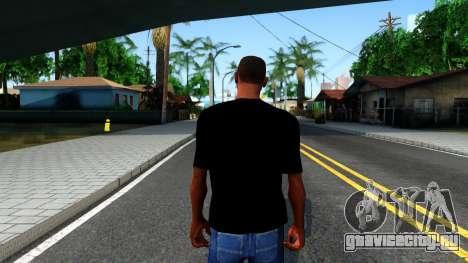 GTA Online T-Shirt для GTA San Andreas третий скриншот