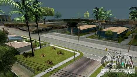 Светлый timecyc для GTA San Andreas пятый скриншот