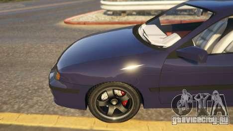 Opel Calibra GT v2 для GTA 5