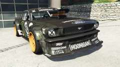Ford Mustang 1965 Hoonicorn v1.1 [replace] для GTA 5