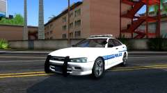 1998 Dinka Chavos Montgomery Police Department для GTA San Andreas