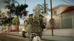 Resident Evil ORC Spec Ops v1 для GTA San Andreas
