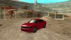 Dodge Charger R/T 2015 для GTA San Andreas