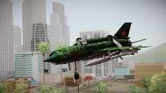 MIG-21 Norvietnamita для GTA San Andreas