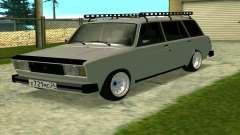 ВАЗ 2104 Красноярский БПАН для GTA San Andreas