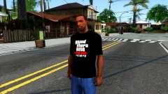 GTA Online T-Shirt для GTA San Andreas