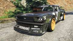 Ford Mustang 1965 Hoonicorn drift [add-on] для GTA 5