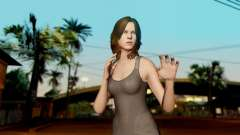 Resident Evil 6 - Helena Harper Dress для GTA San Andreas