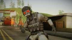 Resident Evil ORC - USS v1 для GTA San Andreas