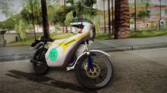 Honda Dream (RC142) 1988 для GTA San Andreas