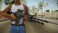 M4A1 ACOG для GTA San Andreas