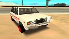 ВАЗ 2104 БК для GTA San Andreas